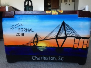 Charleston Bridge Setting