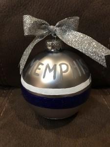 Memphis Ornament (2 of 2)
