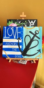 """""""Love Anchors The Soul"""""""