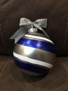 Memphis Ornament (1 of 2)